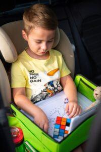 Car Seat Travel Table - Erico Kids