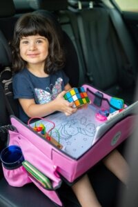 Stolik Podróżny do Fotelika Samochodowego - Erico Kids